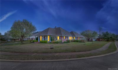 Bossier City Single Family Home For Sale: 202 Hampton Court