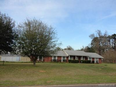 Benton Single Family Home For Sale: 4193 Highway 160