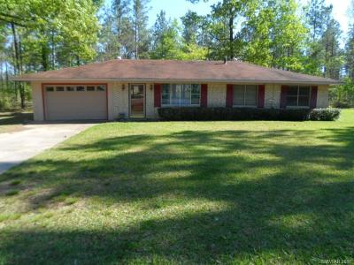 Benton Single Family Home For Sale: 1780 Highway 162