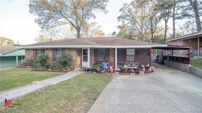 Minden Single Family Home For Sale: 205 Barbara Drive