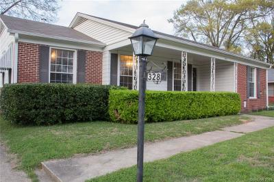 Shreveport LA Single Family Home For Sale: $124,900