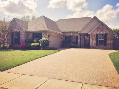 Bossier City Single Family Home For Sale: 419 Stanton Court