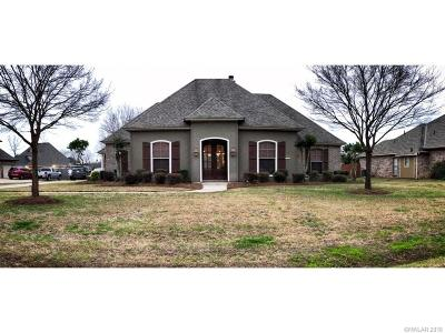 Bossier City LA Single Family Home For Sale: $339,995