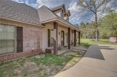 Benton Single Family Home For Sale: 264 Whittington Road