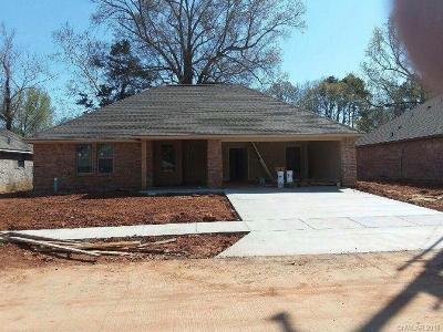 Haughton Single Family Home For Sale: 510 Big Red Circle