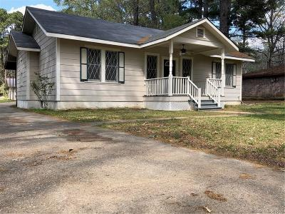 Shreveport LA Single Family Home For Sale: $110,000
