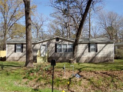 Shreveport LA Single Family Home For Sale: $82,500