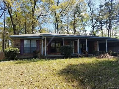 Dogwood Park Single Family Home For Sale: 3613 Shadow Wood Drive