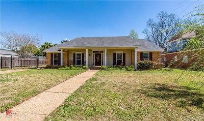 Bossier City Single Family Home For Sale: 5003 Belle Chasse Drive