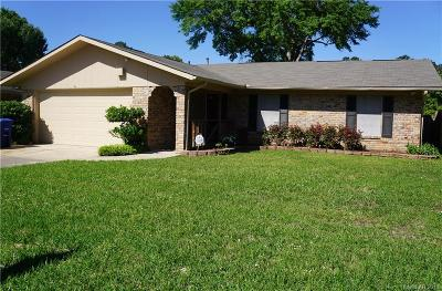 Shreveport LA Single Family Home For Sale: $119,500