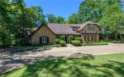 Shreveport LA Single Family Home For Sale: $669,250