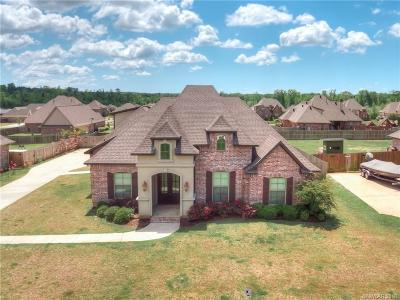 Haughton Single Family Home For Sale: 3036 Sagefield Lane