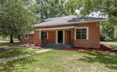 Bossier City Single Family Home For Sale: 140 Scopena