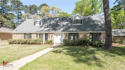 Spring Lake Estates Single Family Home For Sale: 632 Albemarle Drive