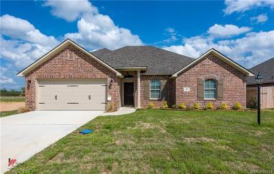 Haughton Single Family Home For Sale: 342 N Hampton Street