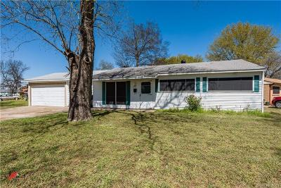 Bossier City Single Family Home Contingent: 901 Rose