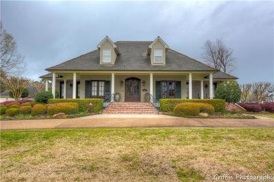 Haughton Single Family Home For Sale: 2450 Clearbrook Way
