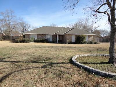 Benton Single Family Home For Sale: 117 Sherwood Drive