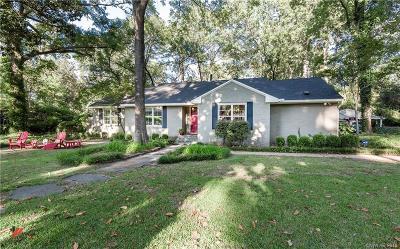 Shreveport Single Family Home For Sale: 6415 Creswell Avenue