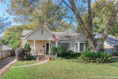 Shreveport LA Single Family Home For Sale: $165,000
