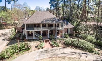Shreveport Single Family Home For Sale: 7117 Gilbert Drive