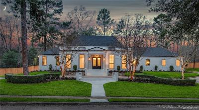 Shreveport Single Family Home For Sale: 520 Spring Lake Drive