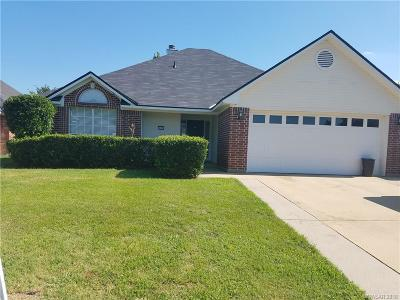 Bossier City Single Family Home For Sale: 6106 Richmond Drive
