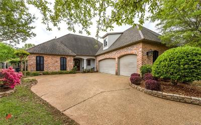 Bossier City Single Family Home For Sale: 107 Chesterton Court