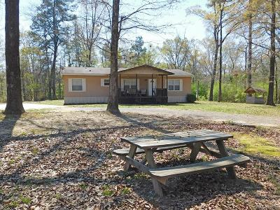 Benton Single Family Home For Sale: 301 Adger Lake Road