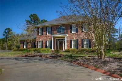 Shreveport Single Family Home For Sale: 2831 Long Lake Drive