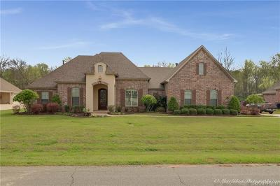 Bossier City Single Family Home For Sale: 1051 Fawn Hollow