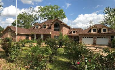 Benton Single Family Home For Sale: 864 Linton Road