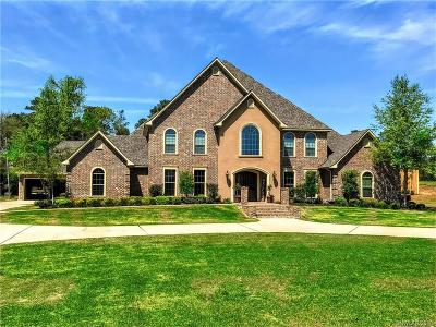 Minden Single Family Home For Sale: 1337 Country Club Circle