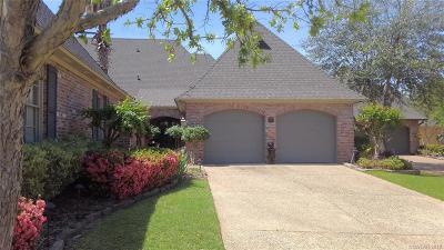 Bossier City Single Family Home For Sale: 124 Carondelet Court