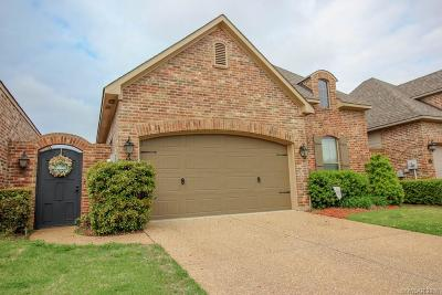 Bossier City Single Family Home For Sale: 108 Arbor Place