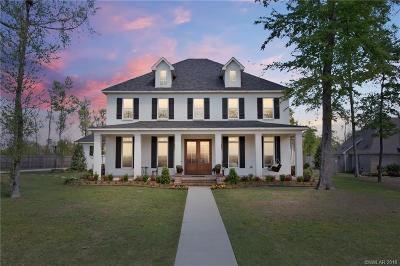 Benton Single Family Home Contingent: 1442 Suwannee Lane