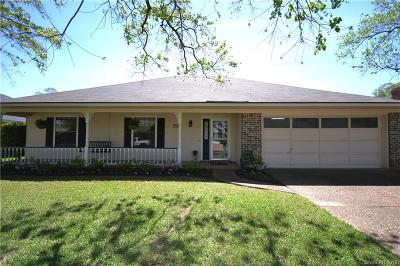 Bossier City Single Family Home For Sale: 560 Northpark Drive