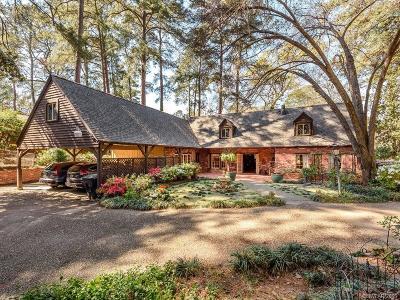 Shreveport Single Family Home For Sale: 7206 Gilbert Drive