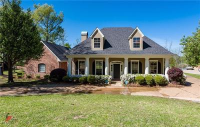 Shreveport Single Family Home For Sale: 11295 Heritage Oaks
