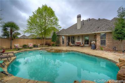 Bossier City Single Family Home For Sale: 528 Tupelo Drive