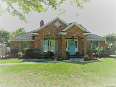 Greenacres, Greenacres Place Single Family Home For Sale: 171 Southwood Drive