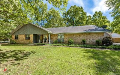 Haughton Single Family Home For Sale: 6 Crandon
