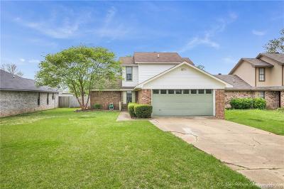 Benton Single Family Home For Sale: 101 S Parkridge Drive