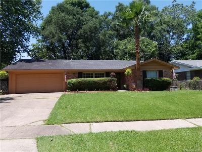 Clingman Park, Clingman Park Broadmoor Single Family Home For Sale: 4612 Norway Drive
