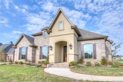 Haughton Single Family Home For Sale: 2861 Sunrise Point
