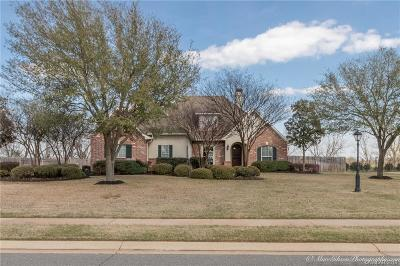 Benton Single Family Home For Sale: 260 Cattails Trail