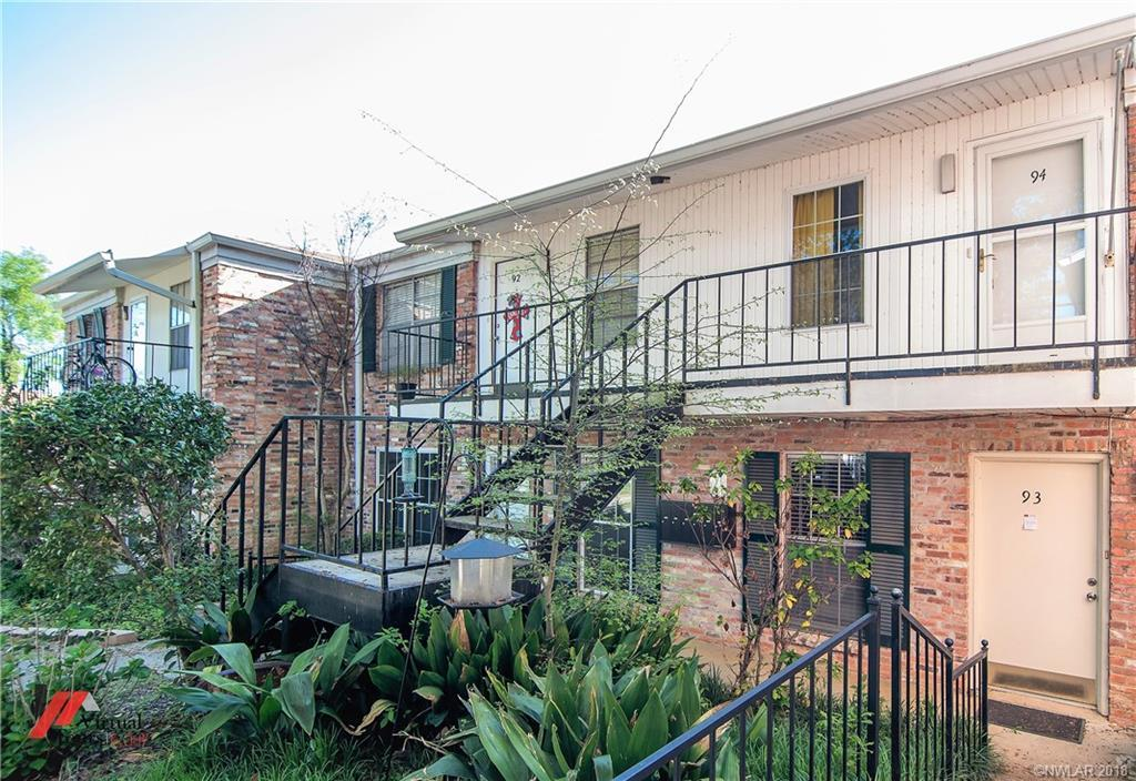 1 bed / 1 bath Condo/Townhouse in Shreveport for $48,900