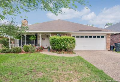 Bossier City Single Family Home For Sale: 409 Maple Ridge Drive