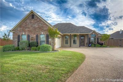 Bossier City Single Family Home For Sale: 392 Half Moon Court