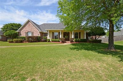 Bossier City Single Family Home For Sale: 521 Weavers Way
